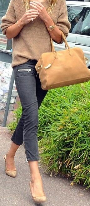 pull et pantalon