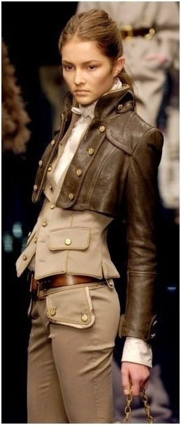 Nettoyer une veste en croute de cuir