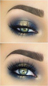 harmoniser son maquillage pour porter la couleur kaki