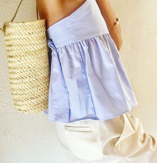 s'habiller avec style en été quand il fait chaud