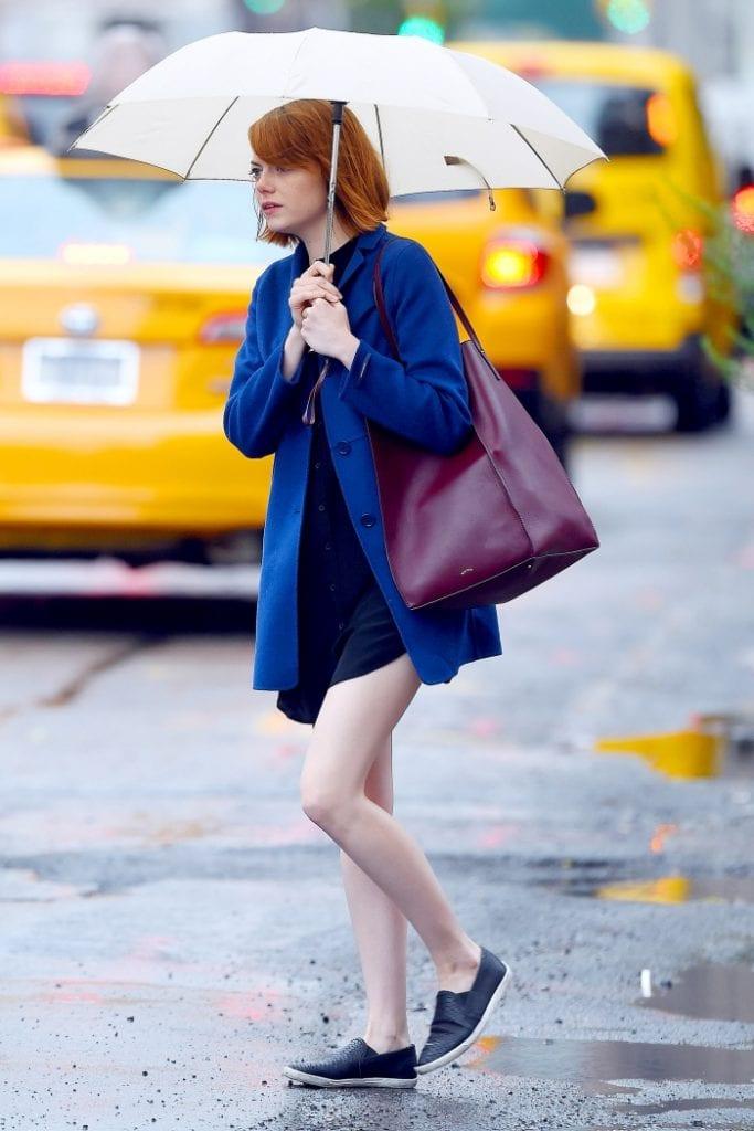 s'habiller avec style quand il fait pleut